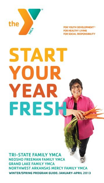 Winter/Spring 2013 Program Guide - Tri-State Family YMCA