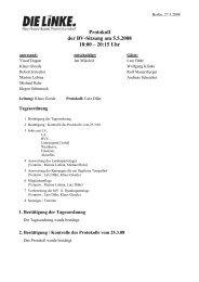 Protokoll der BV-Sitzung vom 5.5.2008 (pdf) - Reinickendorf