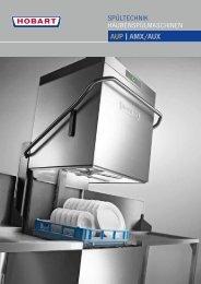 AUP | AMX/AUX - HOBART GmbH