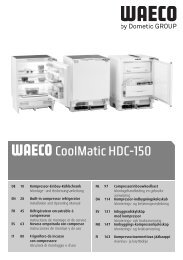 CoolMatic HDC-150 - Waeco