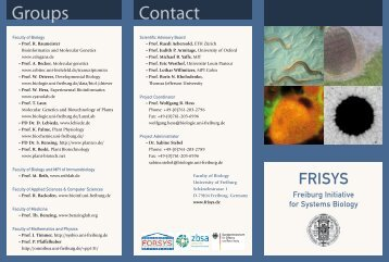 FRISYS - FORSYS