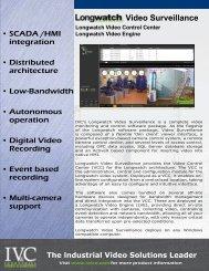 Video Surveillance - Longwatch