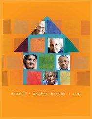 2009 Hearth Annual Report