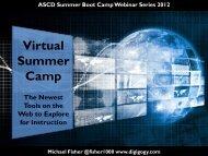 Virtual Summer Camp - ASCD Groups