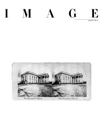 Photographing the American Presidency - Issues of Image Magazine