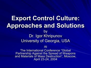 Presentation (PDF-file)