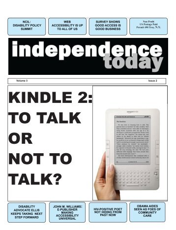 Issue 16 - Independence Today