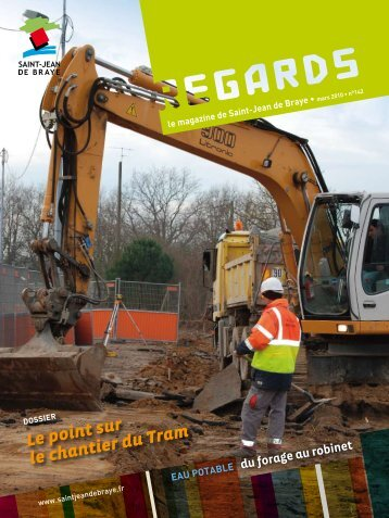 """Regards"" 142, mars 2010 (pdf - 2,46 Mo) - Ville de Saint Jean de ..."
