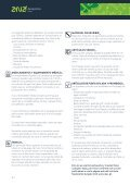 Orientaciones de Seguridad - Page 2