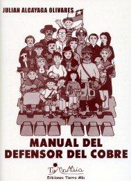 Manual del Defensor del Cobre - Luis Emilio Recabarren