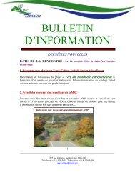 2009-10-14 - MRC Lotbinière