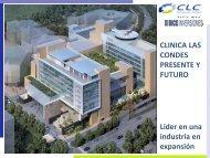 Diapositiva 1 - Clínica Las Condes