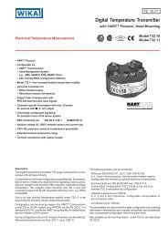 Digital Temperature Transmitter - TechnoMad