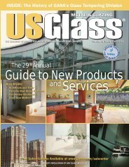 July 2012 - USGlass Magazine