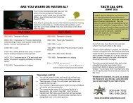 Tactical Ops: SWAT 101 - Incredible Adventures