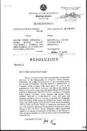 Crim Case/s SB-08-CRM-0378 - Sandiganbayan