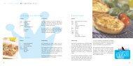 Käsetörtchen Crostadas mit Manchego Bruschette