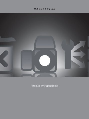 Phocus by Hasselblad