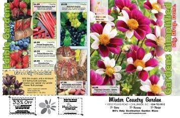 Gardens Simplified - Minter Gardens