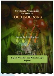Export Procedure and Policy for Agro exports