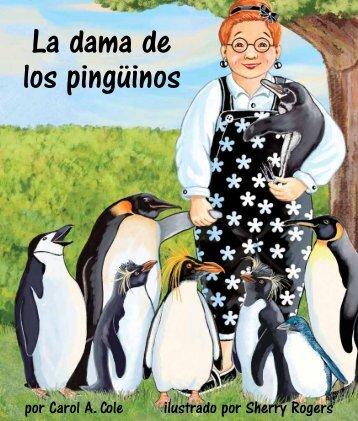 La dama de los pingüinos - Sylvan Dell Publishing