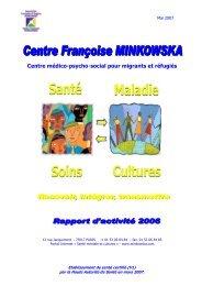 Centre médico-psycho-social pour migrants et ... - Portail Minkowska