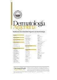 Dermatolog.a 2 - Dermatología Argentina