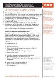 Prospekt im PDF-Format - BIB Augsburg gGmbH