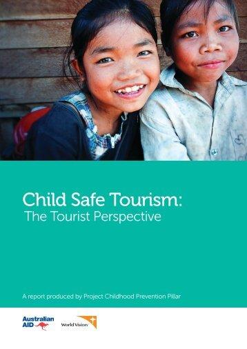 Child Safe Tourism: - Defence for Children