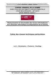 CCTP lot 2 - Ajouter aux favoris