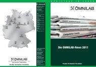 Die OMNILAB-News 2011