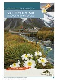 ultimate hikes - Hermitage Hotel