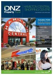 to download flyer - DNZ Property Fund