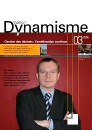 dyna 193 pour pdf - Union Wallonne des Entreprises