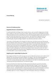 Pressemitteilung Michelstadt, 06.05.2013 Zimmer mit ...
