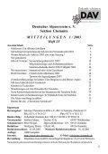 Heft 25-innen.PMD - DAV Sektion Chemnitz - Page 5