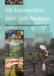Ringkasan Capaian Kegiatan Forest Governance Program(FGP2 ...