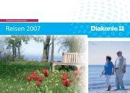 Reisen 2007 - Diakonie Ruhr-Hellweg e.V.