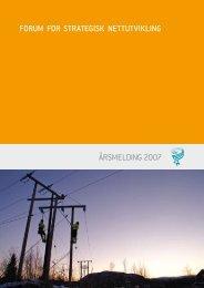 Årsberetning 2007 - Defo