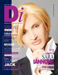 SARA IANNONE by DONNA IMPRESA MAGAZINE