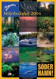 Miljöbokslut 2004.pdf - Söderhamns kommun