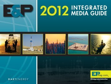 INTEGRATED MEDIA GUIDE - Hart's E&P