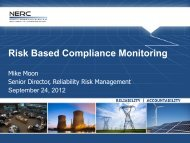 Risk Based Compliance Monitoring - EUCG