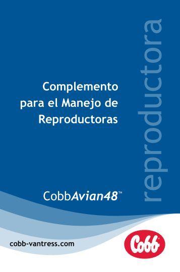 Complemento para el Manejo de Reproductoras - Cobb-Vantress
