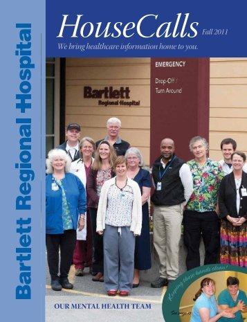 Newsletter - Bartlett Regional Hospital