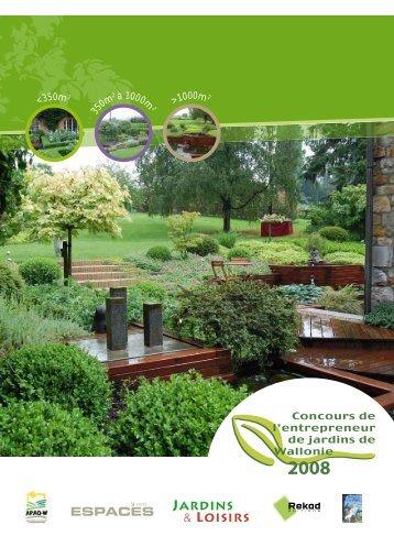 Télécharger (PDF - 2.87 Mo) - Entrepreneurs de Jardins