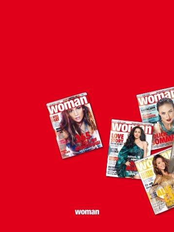 WOMAN Preisliste 2012 - Verlagsgruppe News