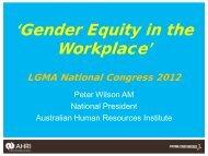 Diversity Presentation and Workshop – Beyond Bias: Working ...