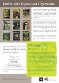 Oeverzwaluw gaat ondergronds - Natuurpunt - Page 4