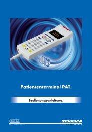 Patiententerminal PAT. - New System